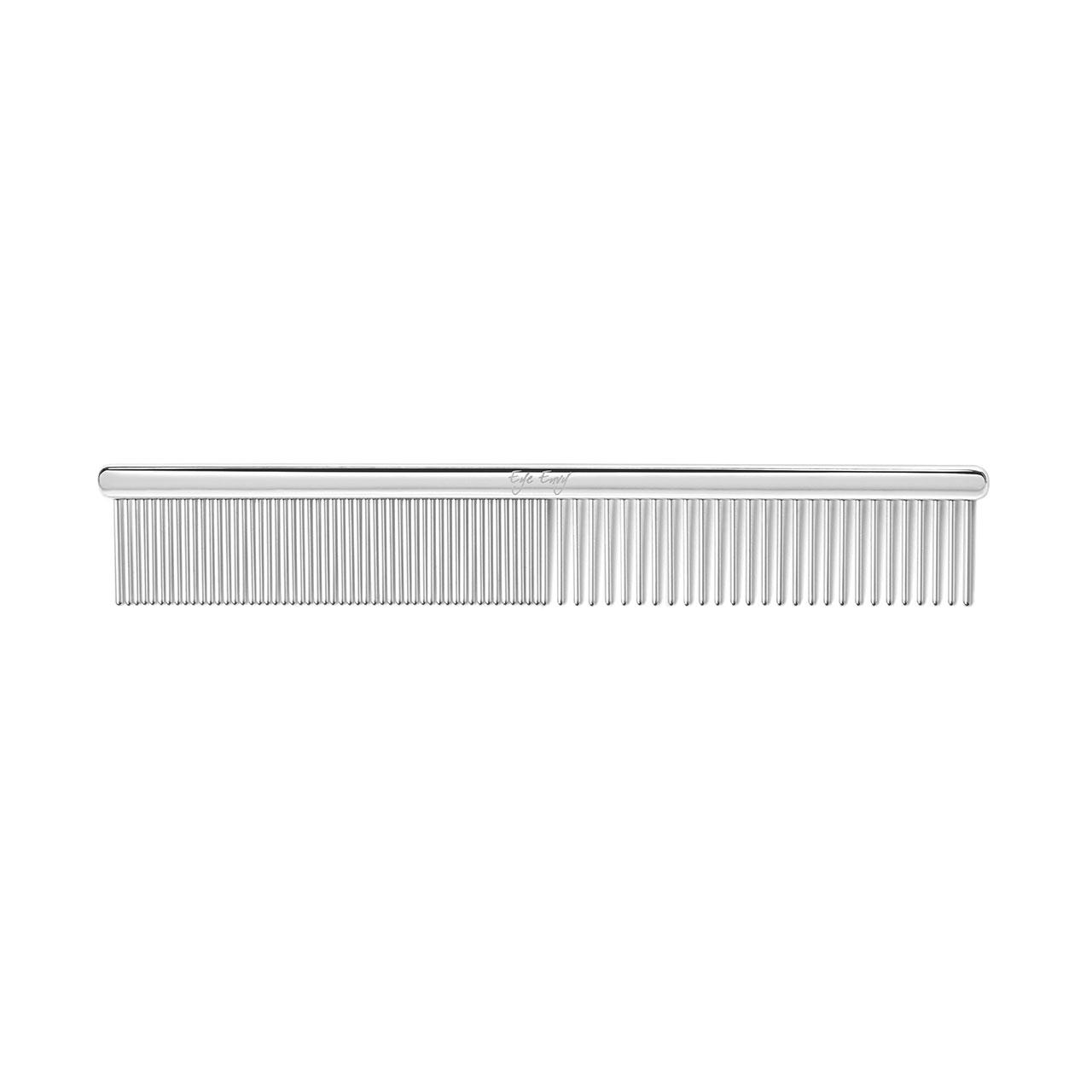 Комбинированный алюминиевый гребень мини Eye Envy