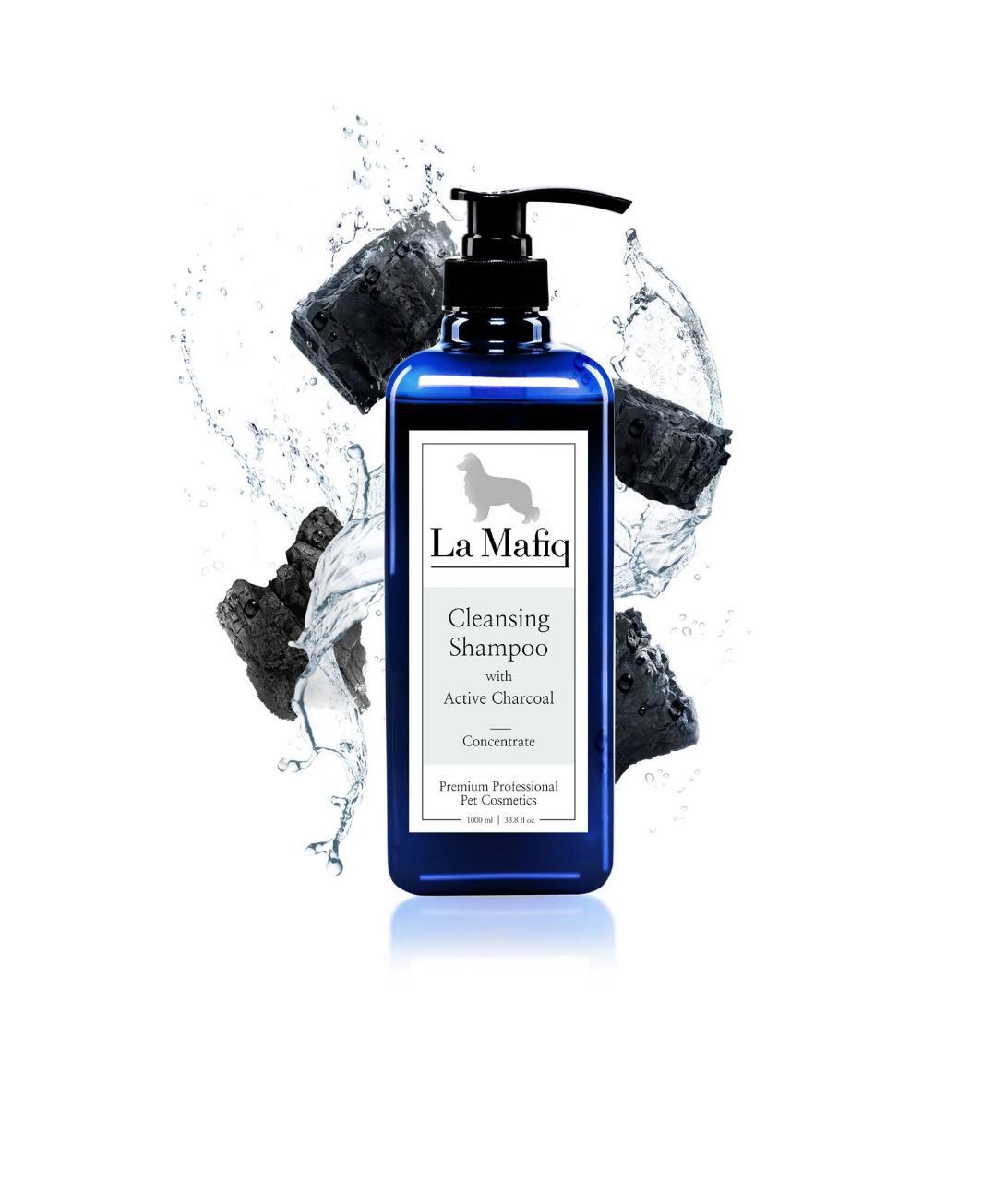 La Mafiq - Профессиональный очищающий шампунь с активным углем 250мл