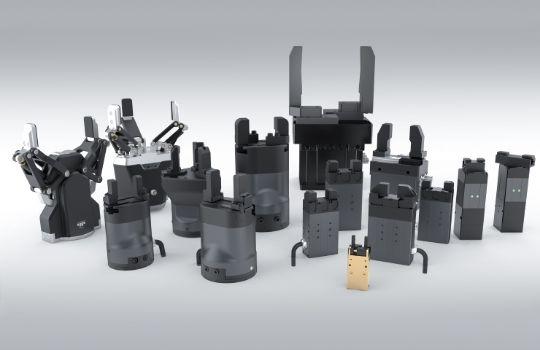 """Коллаборативные и адаптивные захваты DH-Robotics купить в ООО НПП """"ВИТА-ПРИНТ"""""""