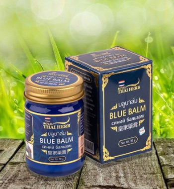 Thai Herb Blue Balm