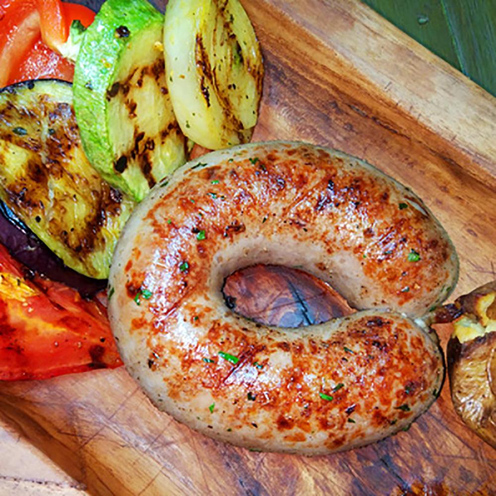Тюрингийские свиные колбаски