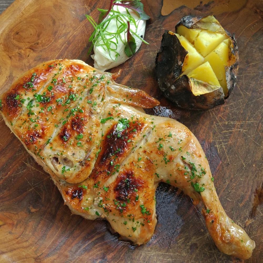 «Орлиный полёт» фермерского цыплёнка