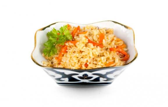 Рис из плова