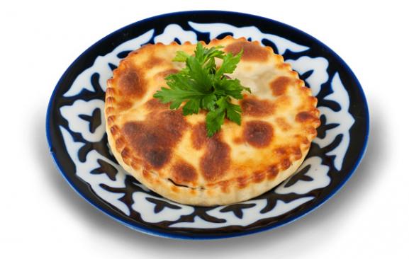 Туркменский пирог