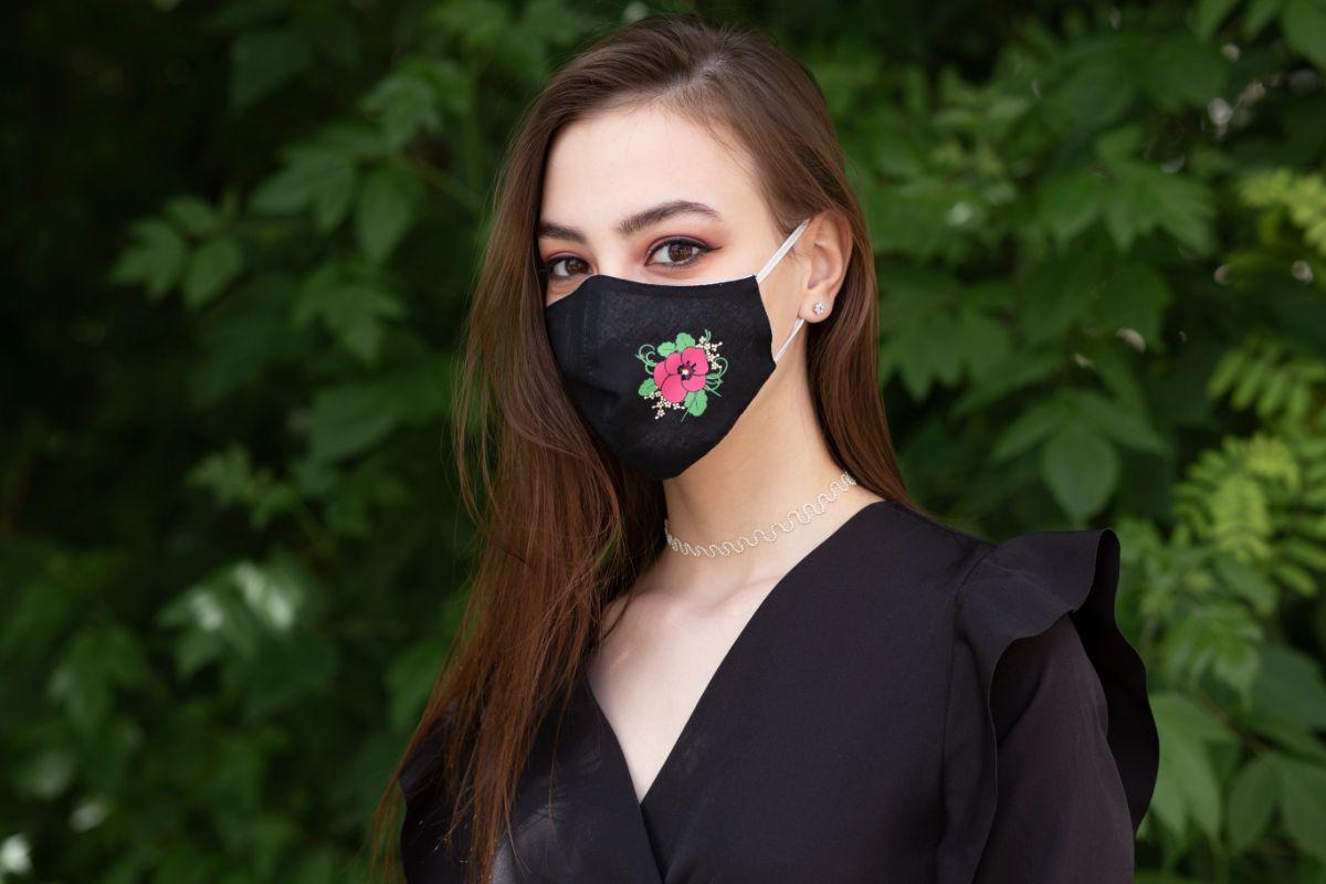 многоразовые маски Казань