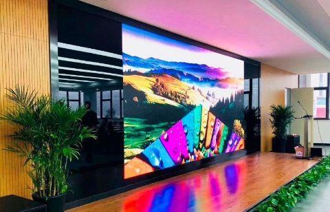 Экраны для помещений