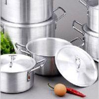 Посуда для приготовления из алюминия