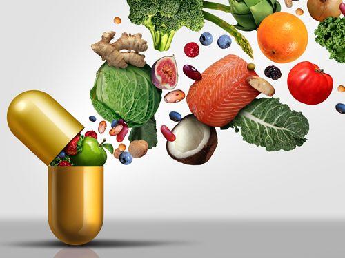 Здоровье и продукты питания