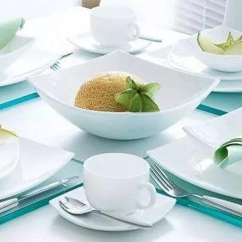 Посуда для сервировки из керамики