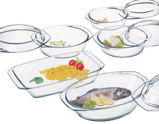 Посуда для приготовления жаропрочна