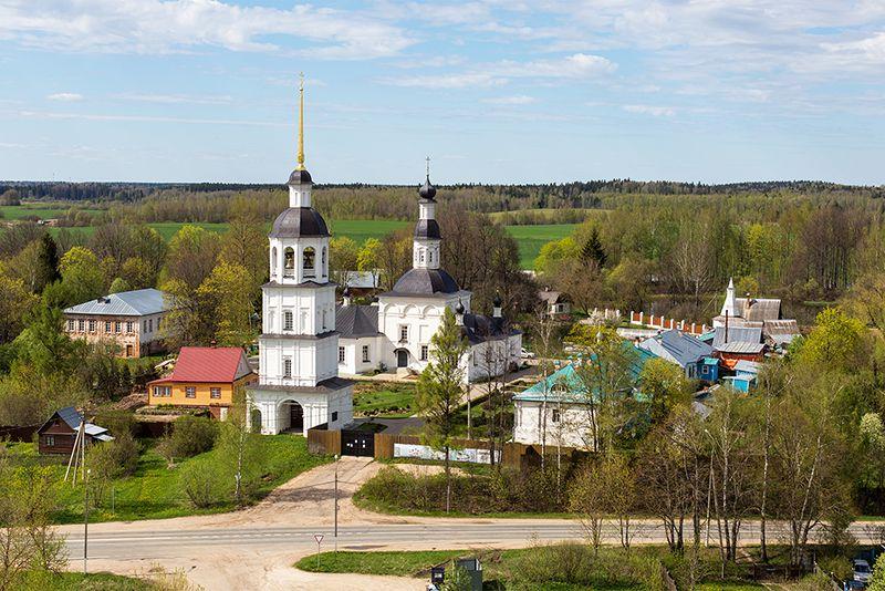 Колоцкий Успенский монастырь