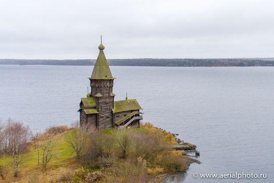 Храмы и монастыри Карелии