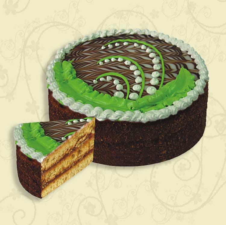 """Торт """"Ландыш"""""""