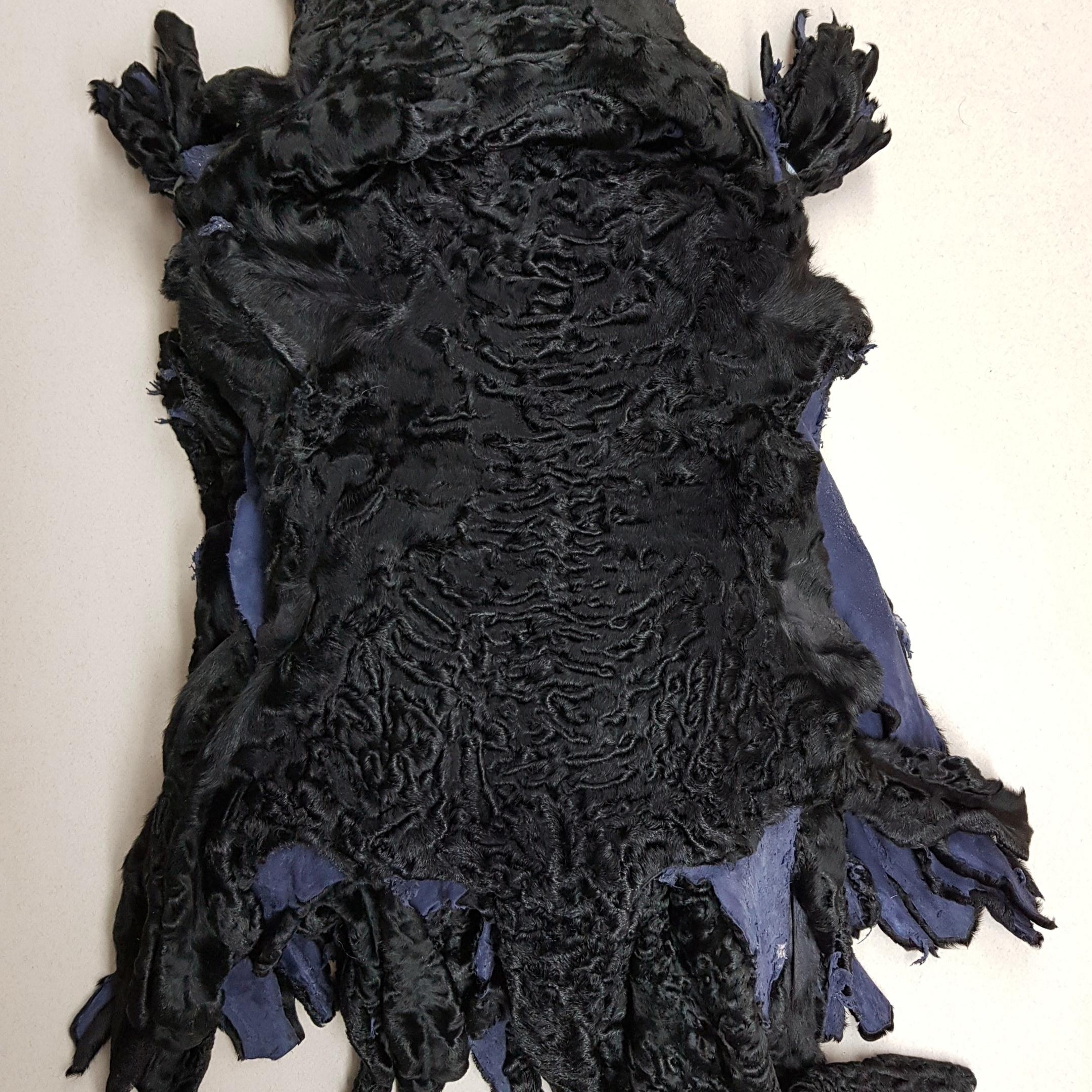 Каракуль черный