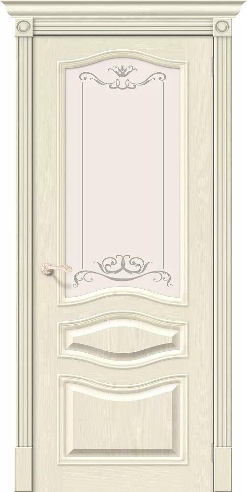 картинка Вуд Классик-51  Ivory от магазина Двери Диас