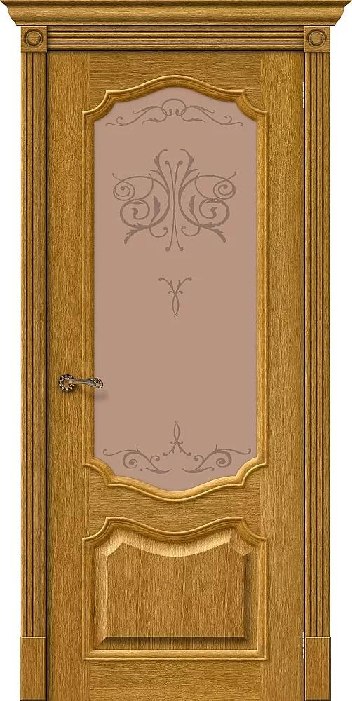 картинка Вуд Классик-53  Natur Oak от магазина Двери Диас