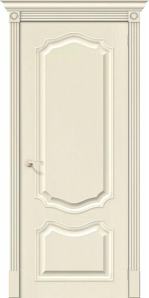 картинка Вуд Классик-52  Ivory от магазина Двери Диас