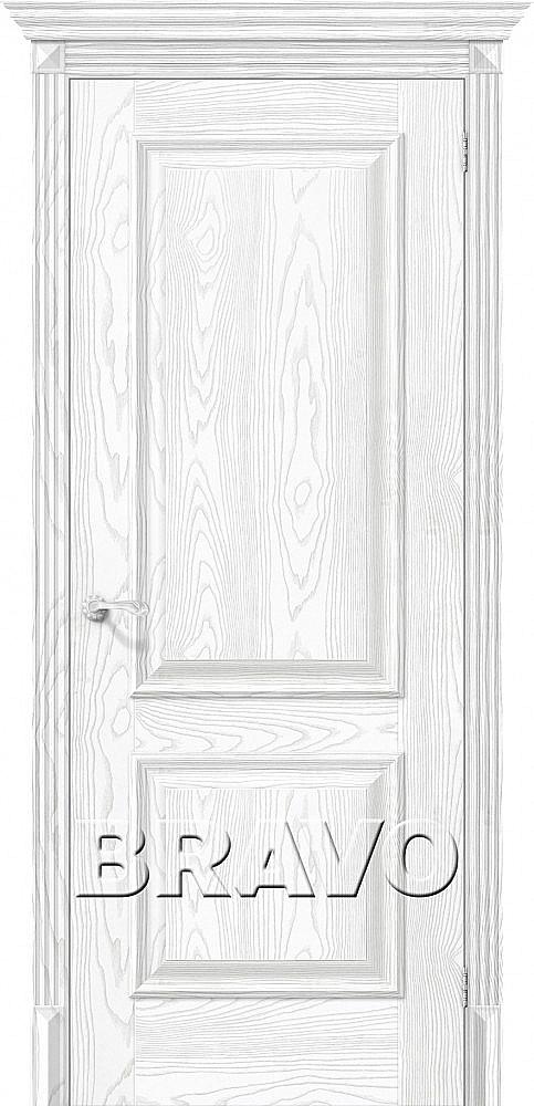 картинка Классико-12 Silver Ash от магазина Двери Диас