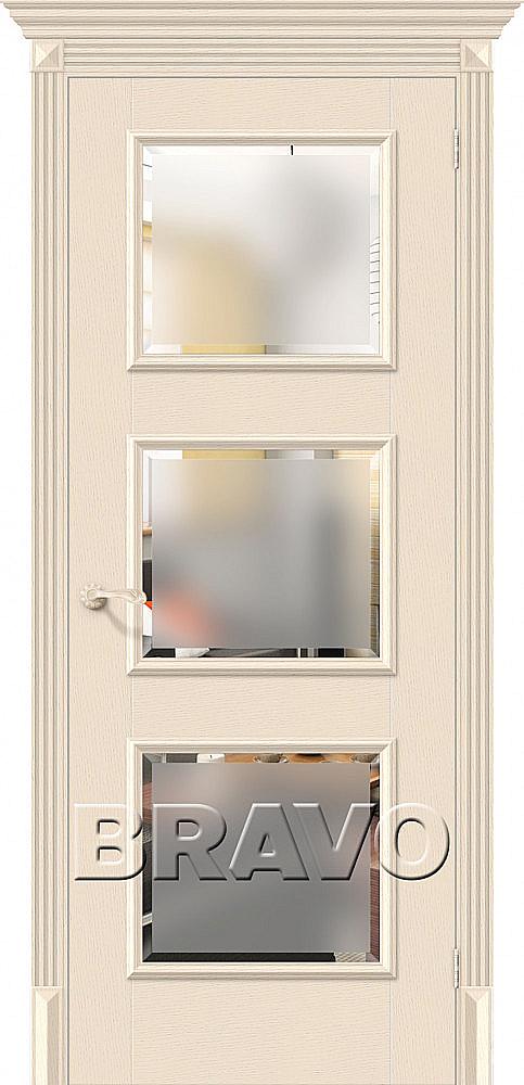 картинка Классико-17.3 Ivory от магазина Двери Диас
