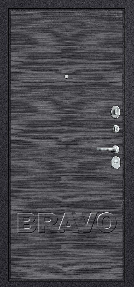 фото Т3-300 Black Wood/Black Wood от магазина дверей Диас