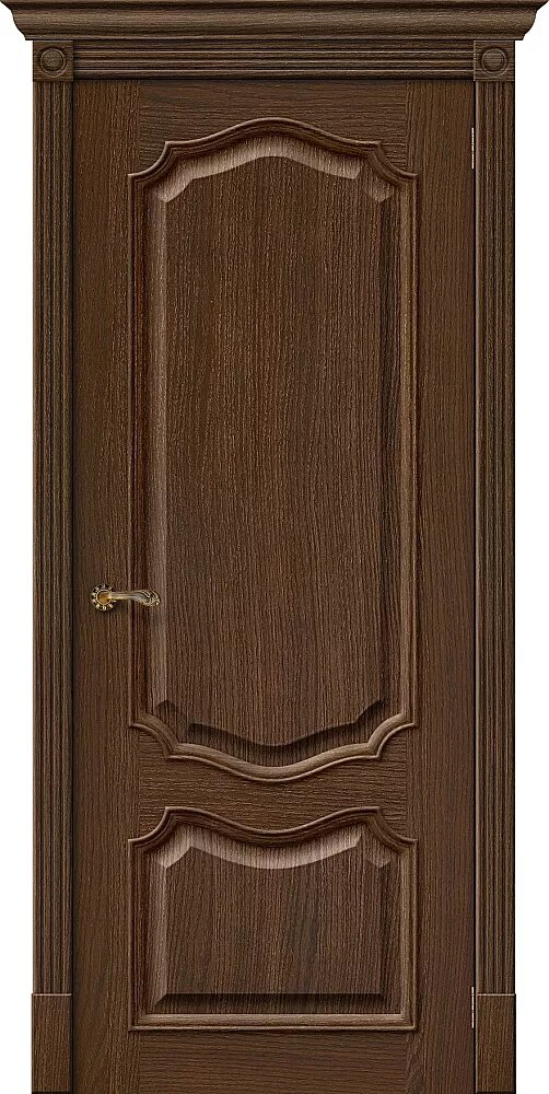 картинка Вуд Классик-52  Golden Oak от магазина Двери Диас