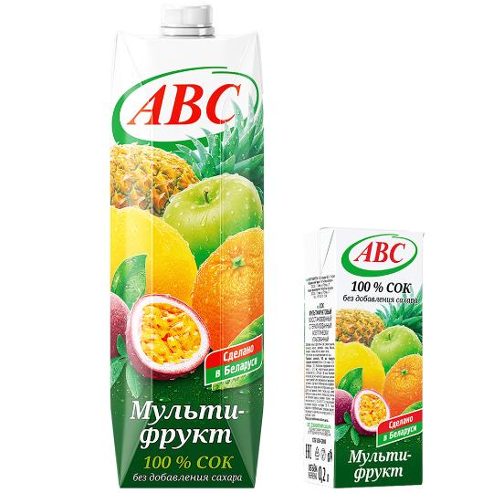 Сок ABC; сок, Соки России; доставка; ABC доставка москва;