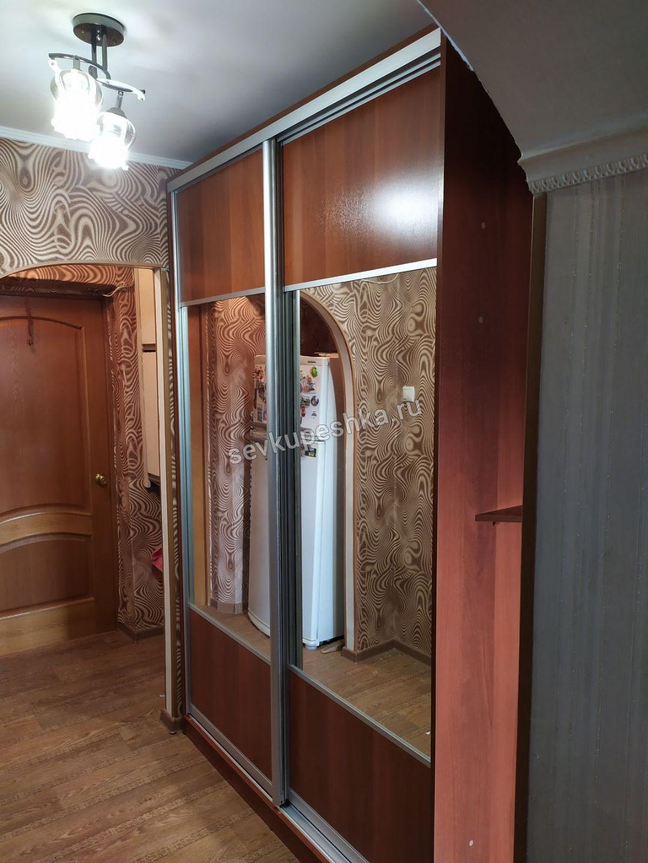 Шкаф-купе Севкупешка