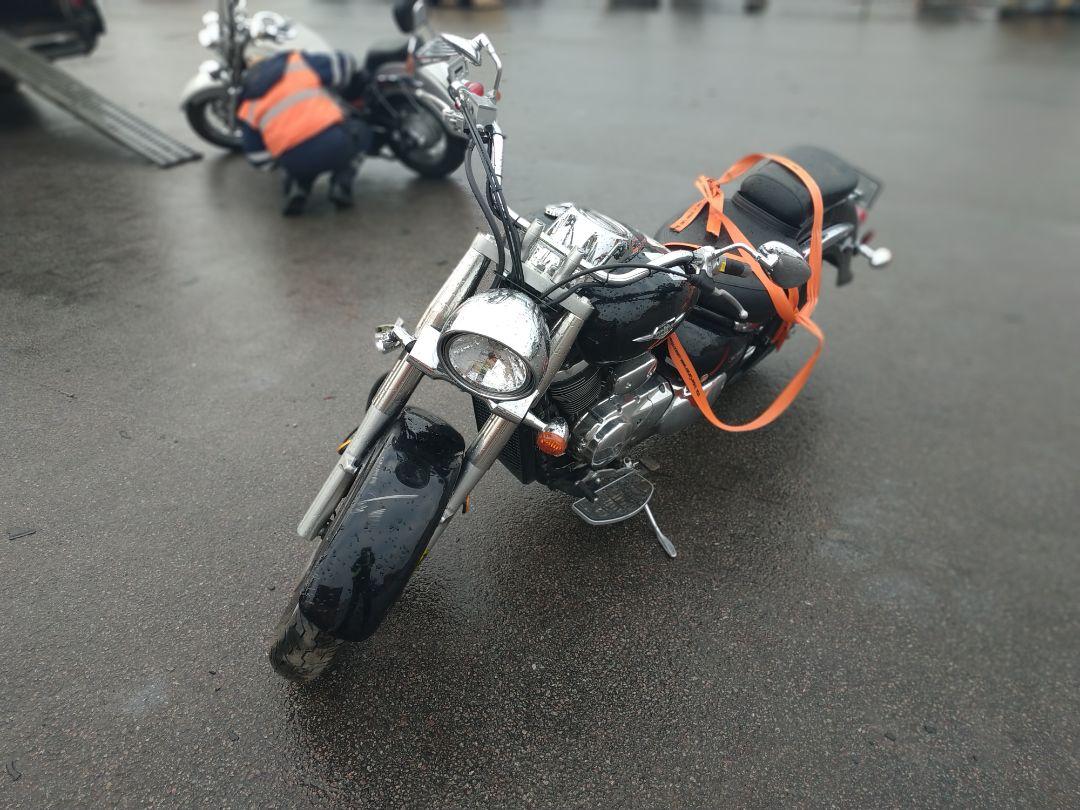 Доставка мотоцикла из Европы