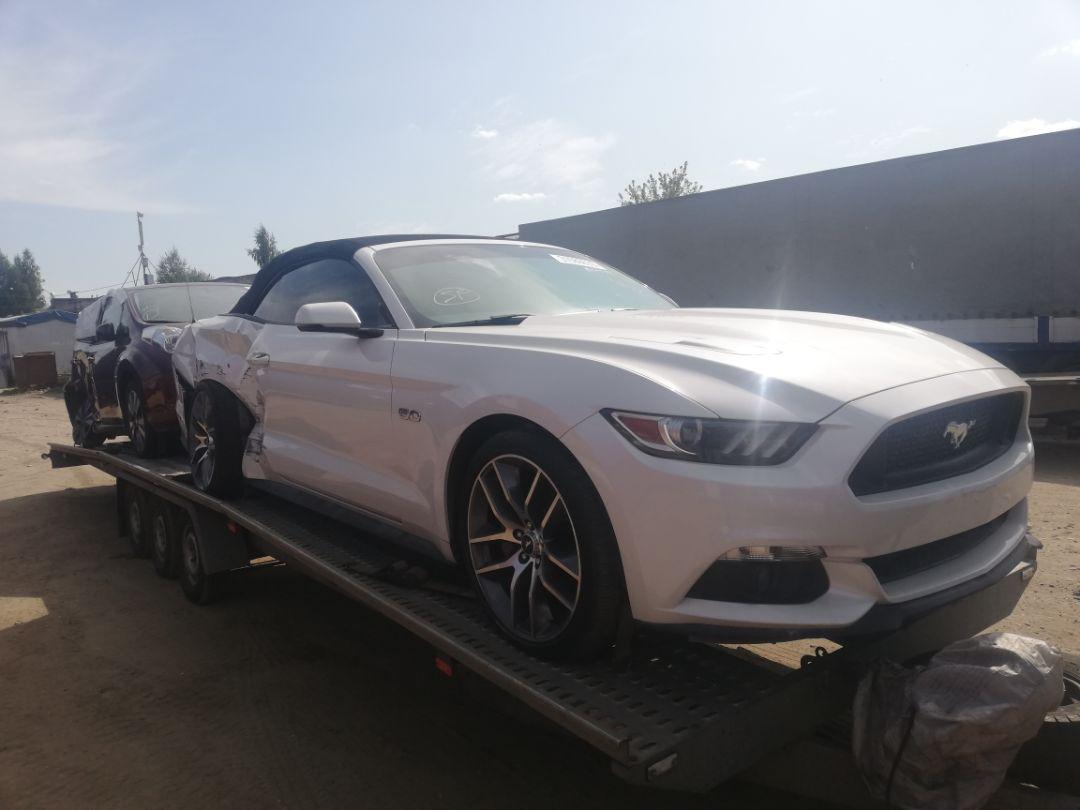 Ford Mustang из США