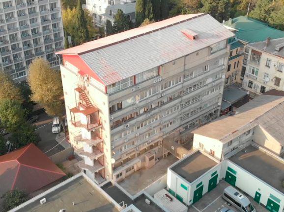 здание на соколова