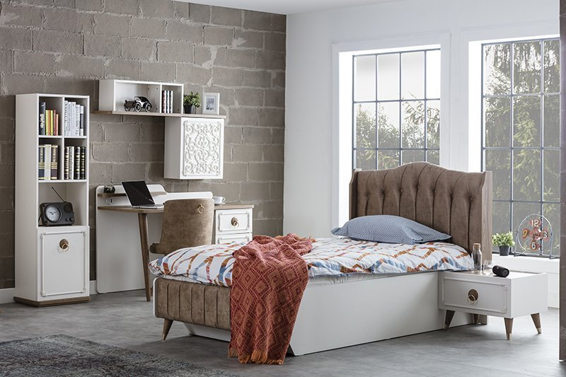 BOSTON YOUNGROOM  WITH (100*200 BEDSTEAD)