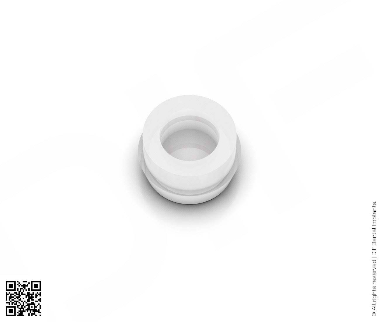 Фото силиконовая матрица ретенция 0.9 кг производства DIF.