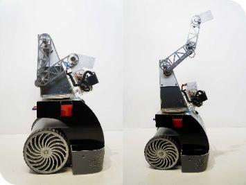 Робот промоутер