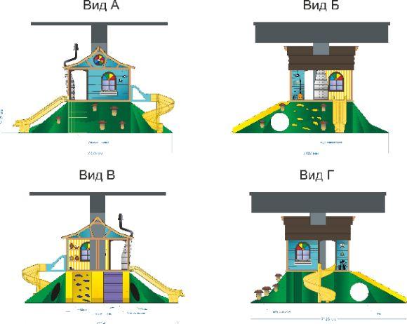 техническое задание  детской площадки