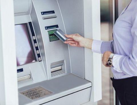 Дезинфекция банкоматов