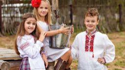 дети и одежда