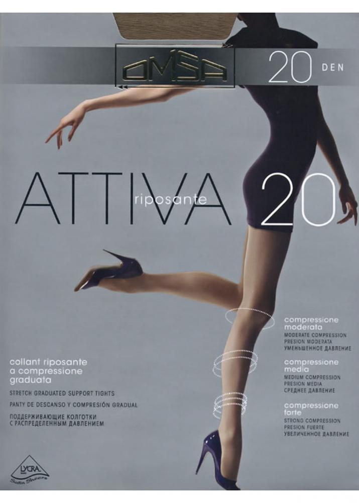 Колготки Omsa Attiva 20 (к121338)