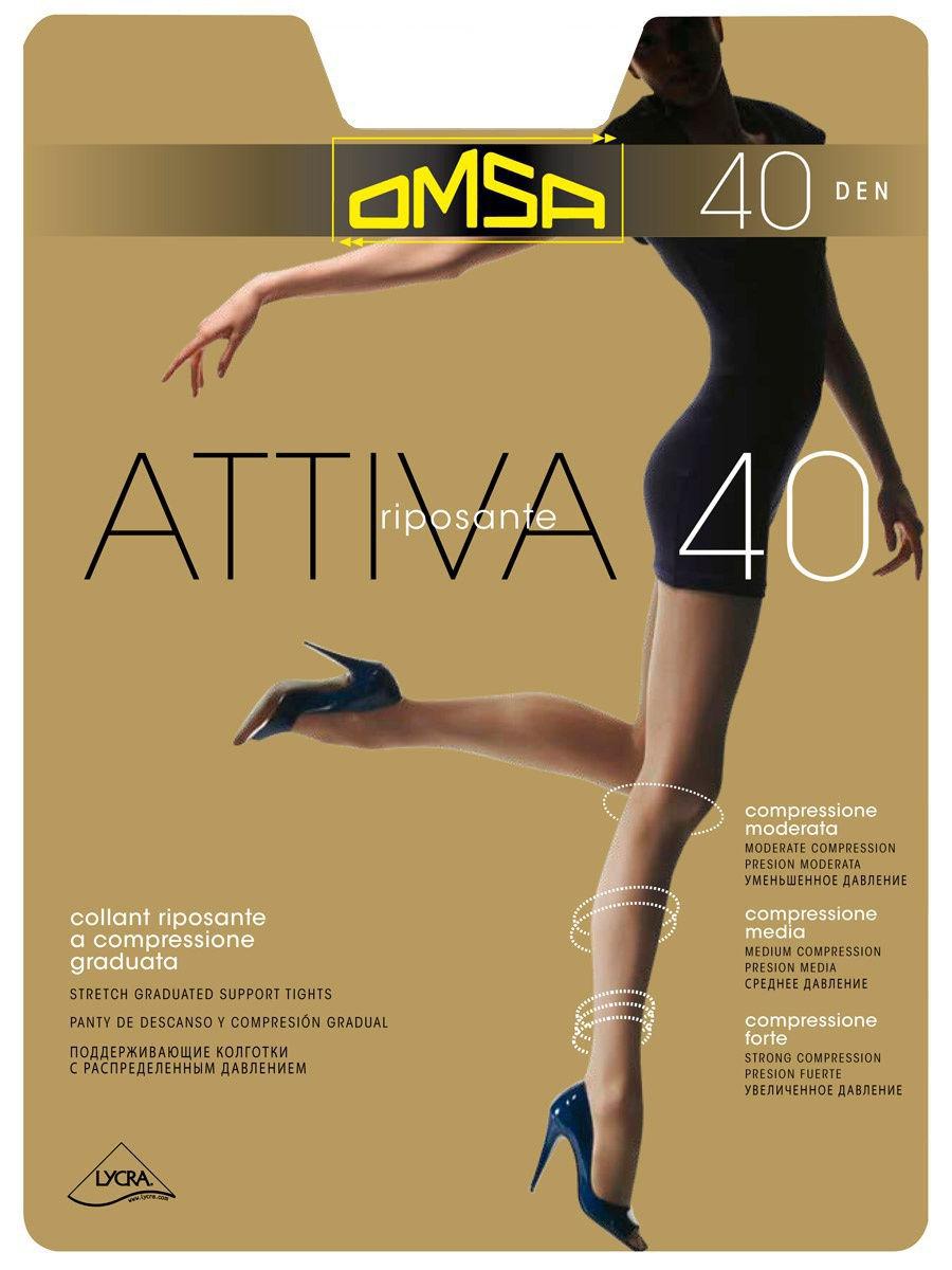 Колготки Omsa Attiva 40 (к121339)
