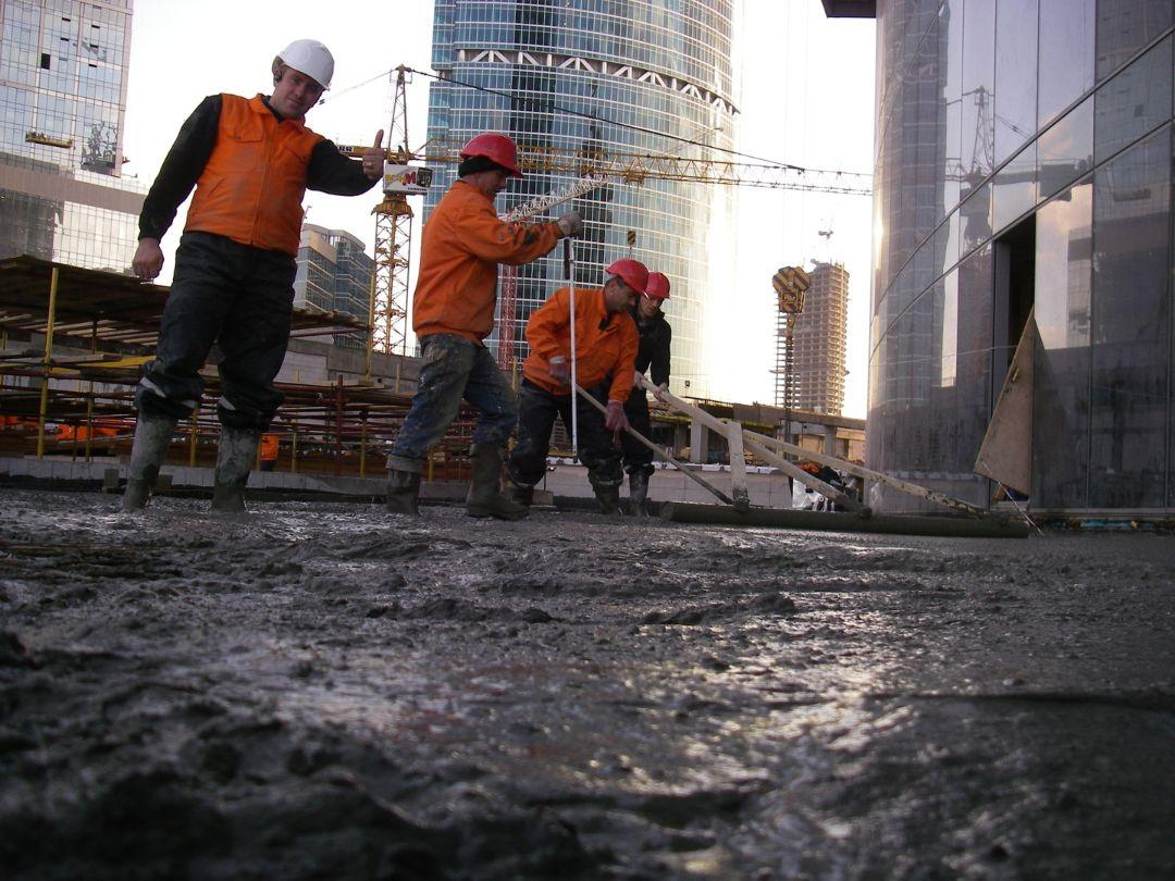 бетон микс москва