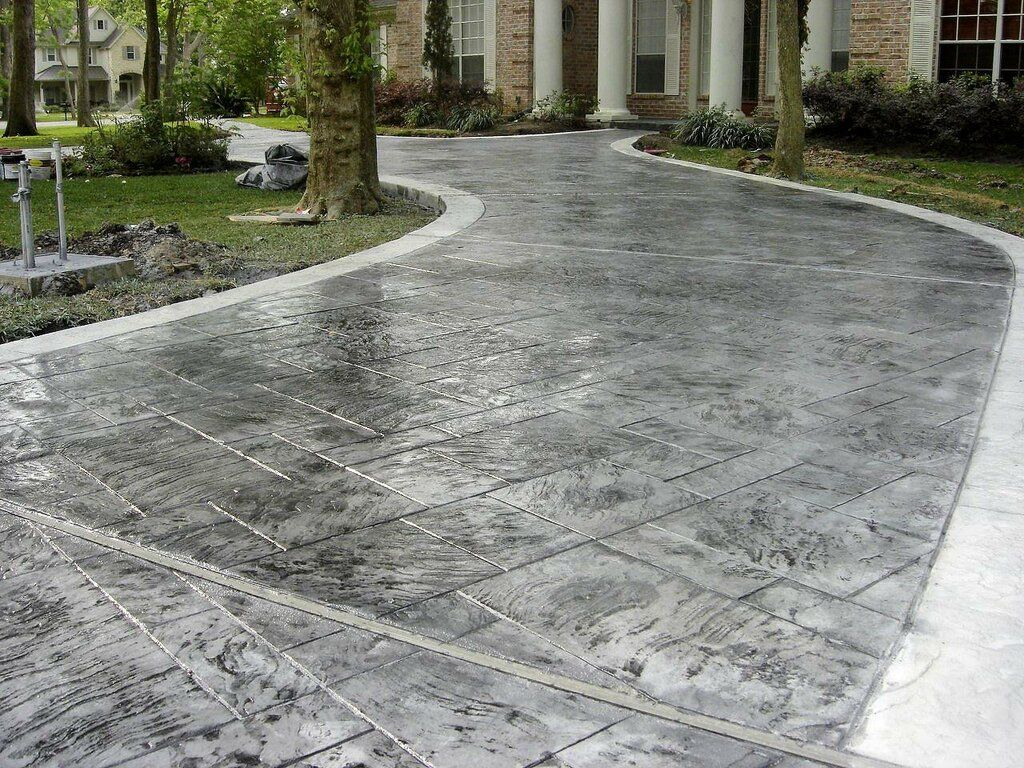 Заливка бетона пос Горки-2