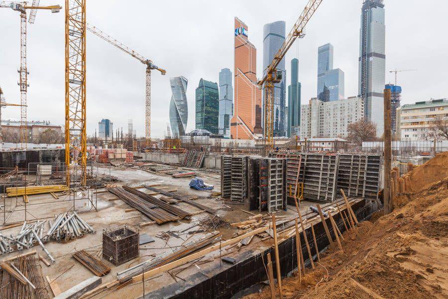 Товарный бетон М300 в Москве СИТИ