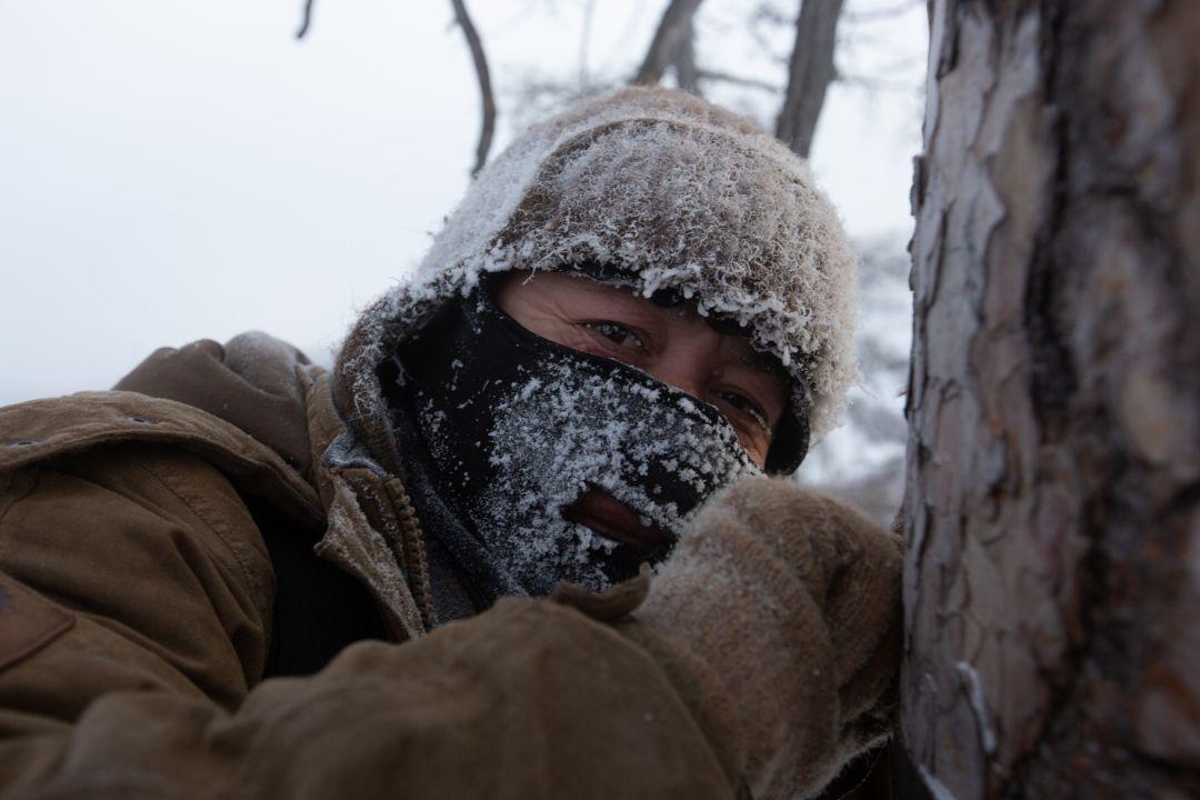 Морозный сегодня день