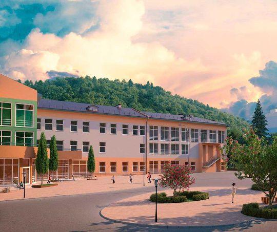 Школа ЖК Министерские озёра