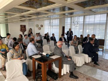 EBRD/IFC Tajikistan products presentations