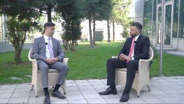 """""""Business Inside"""" с Орханом Алакбаровым - Генеральным Менеджером Hyatt Regency Dushanbe"""
