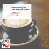 AmCham Business breakfast with Suhrob Tursunov