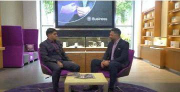 Business Inside with Mr. Ozodkhon Davlatshoev - CEO Tcell Tajikistan