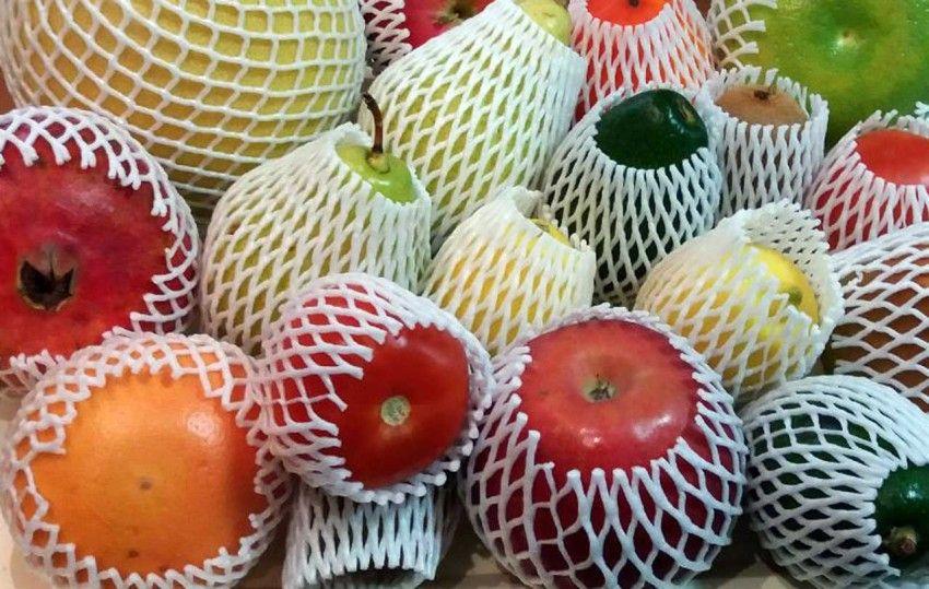 упаковочная сетка для фруктов