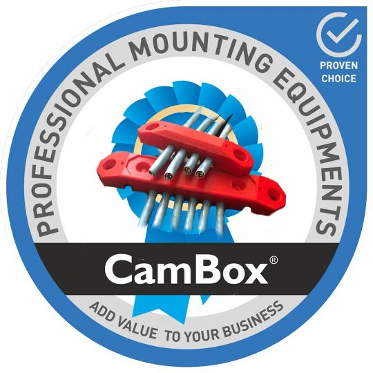 Монтажные коробки и кронштейны CamBox