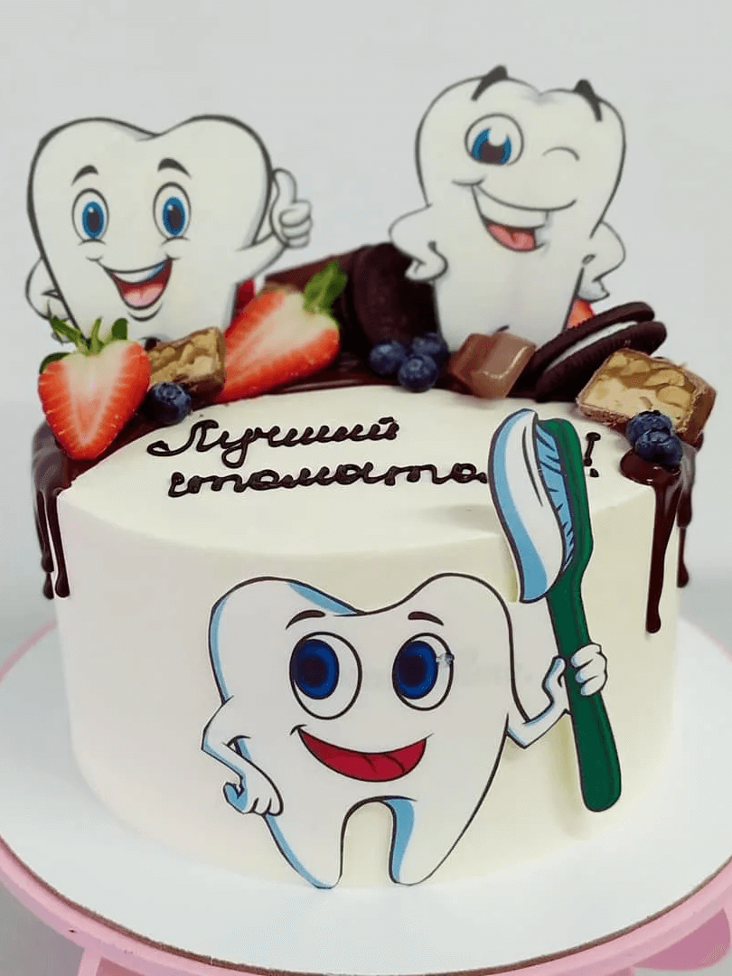 Стоматологу